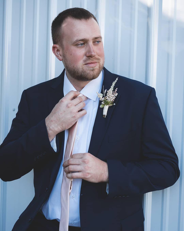 Blush pink groom attire groom attire groom wear