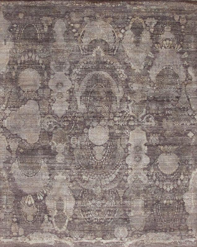 Manhattan Reserve Wool And Silk Hanover Square Samad Hand Made Carpets Samad Com Silk Persian Rugs