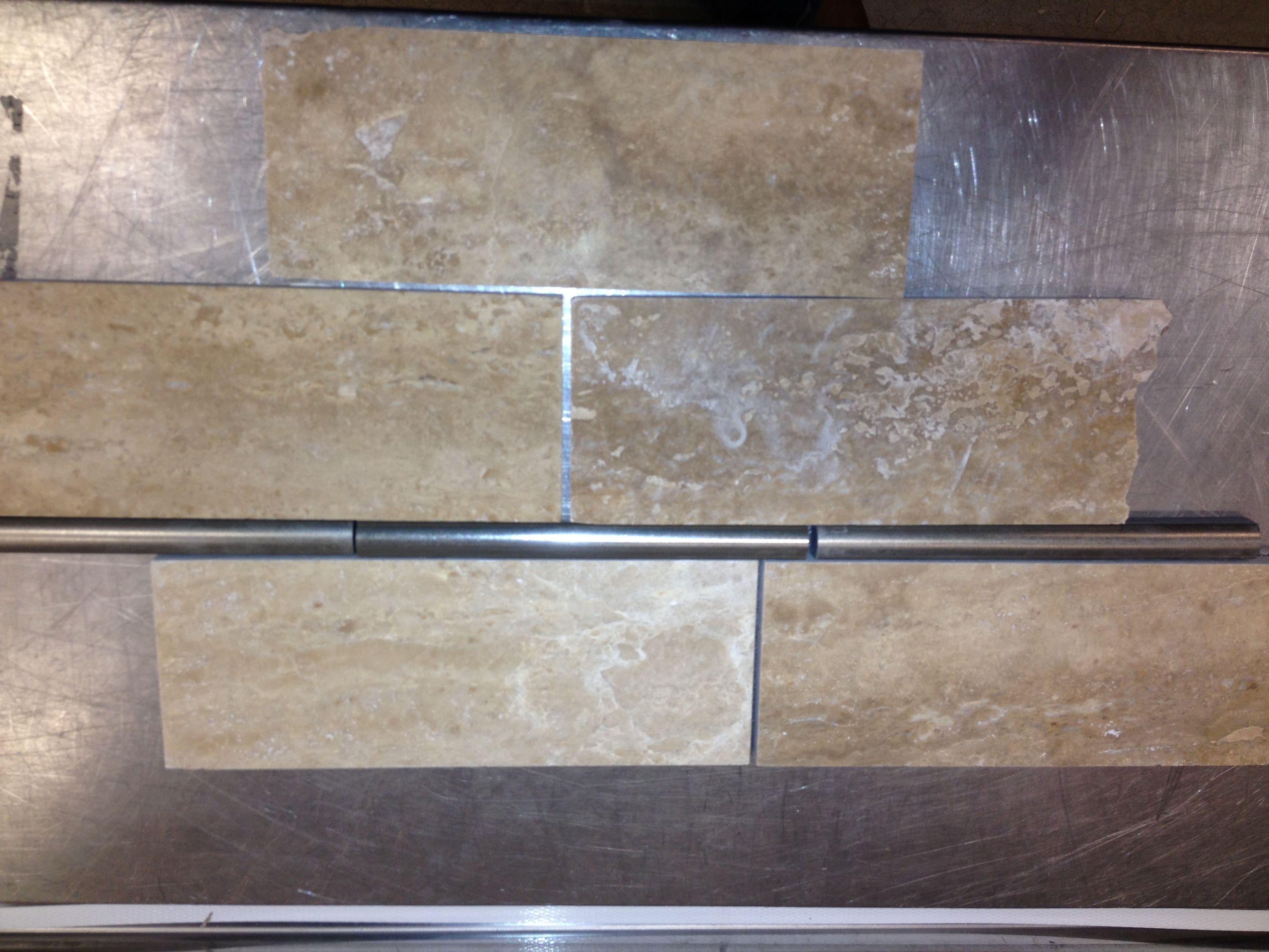 deco pieces bath ideas steel deco stainless steel client backsplash