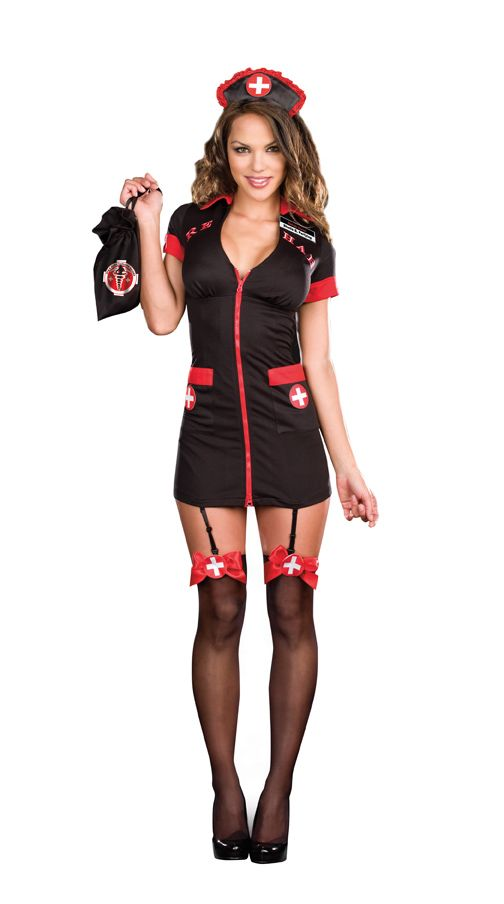 Rehab Nurse Sheila B. Partying Costume