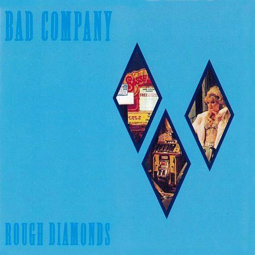 Bad Company Rough Diamonds Vinyl Lp Rough Diamond Album