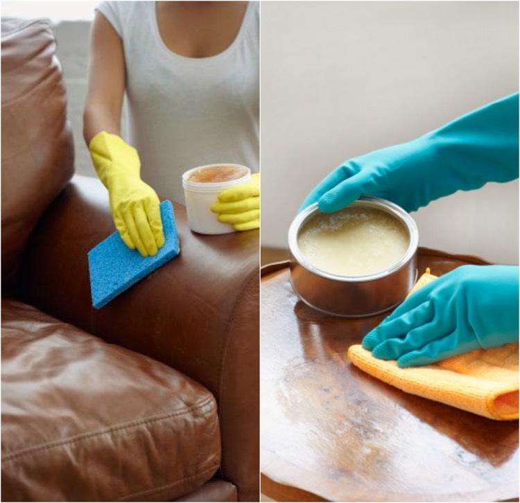 Entretien canapé cuir – conseils, techniques alternatives ...