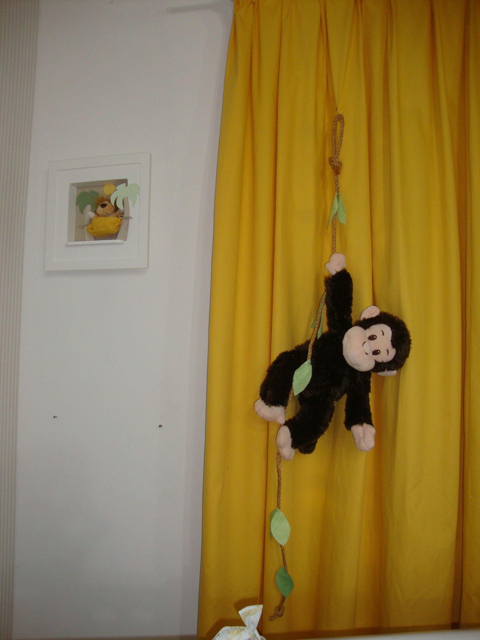 cipó com macaco 1.60m