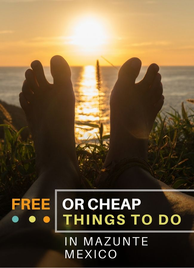 Who loves things for free?! Free things to do in Mazunte   Cheap things to do in Mexico   Yoga in Mazunte   Sunset point    The best Oaxaca Beaches   #Mazunte #Mexico #Zipolite #Oaxaca #Beach #Playa #Yoga