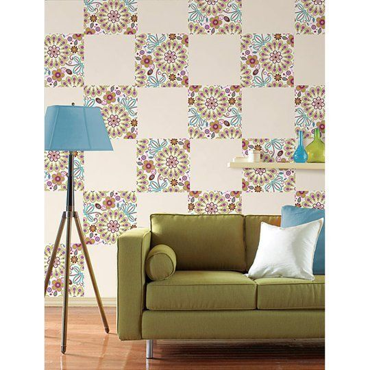 Apartment Wallpaper: Removable Wallpapers By Style: Floral
