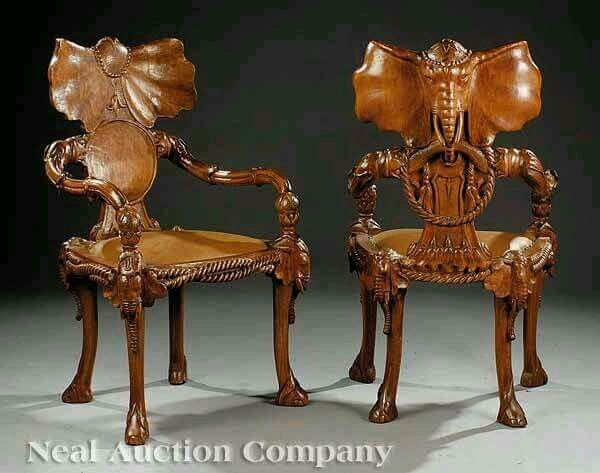 amazing work elephant home decor funky chairs art chair on extraordinary creative wooden furniture design id=76658