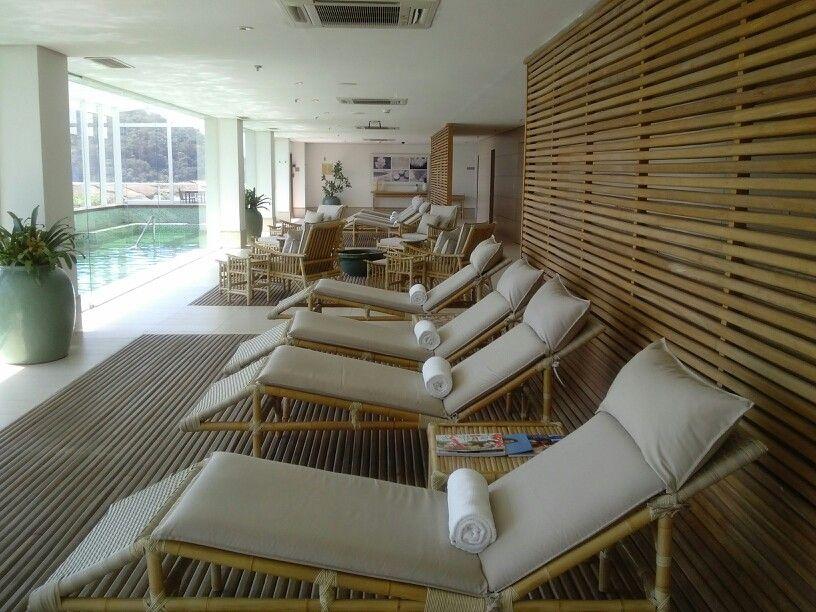 Spa hotel Sofitel Guaruja Br.