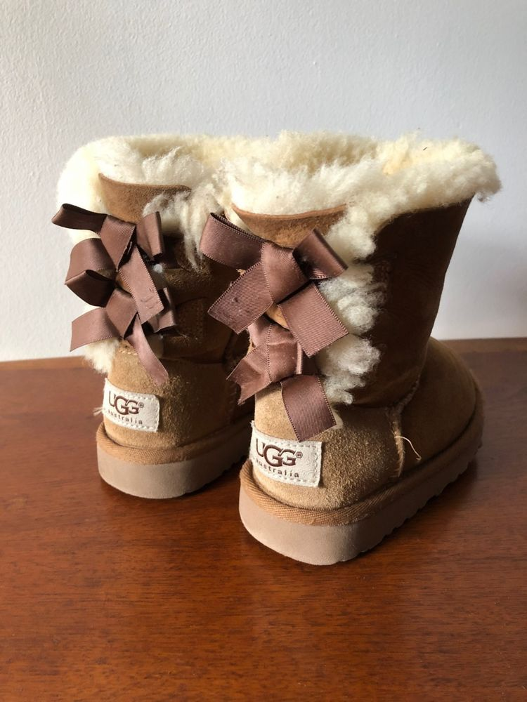 08057280a3f eBay #Sponsored UGG BABY TODDLER BOOTS SIZE 8 3280 | Kid's Clothing ...