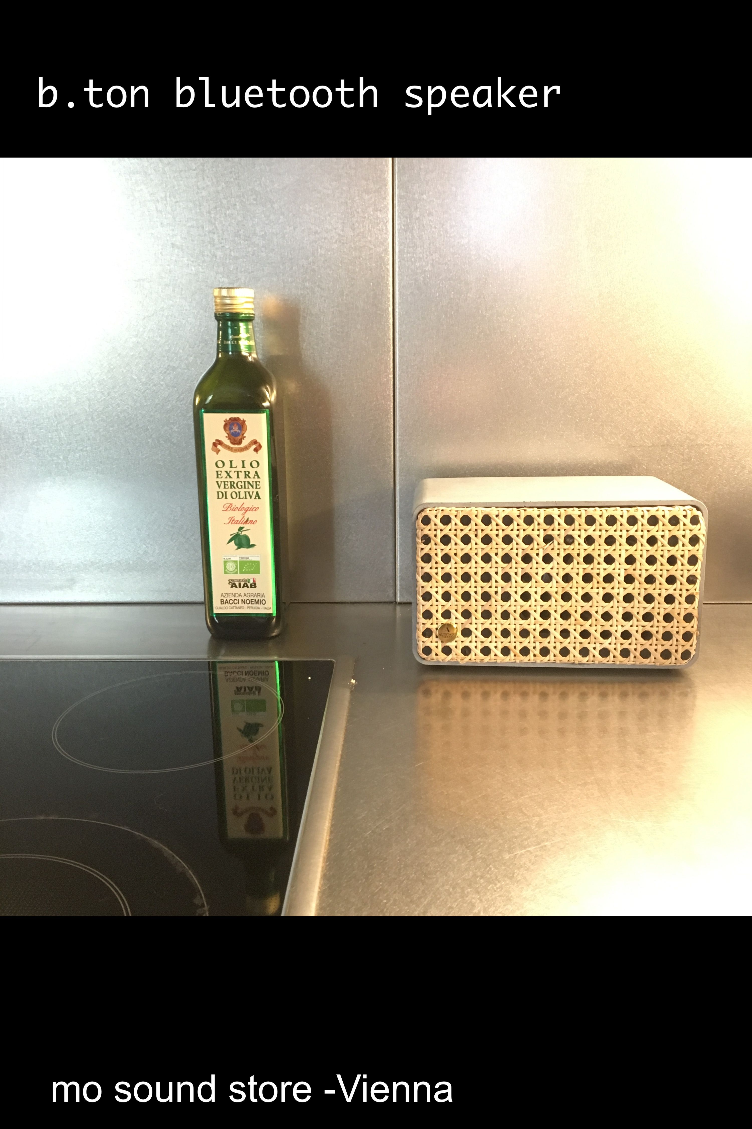 Pin Auf Concrete Bluetooth Speaker Fits All Rooms