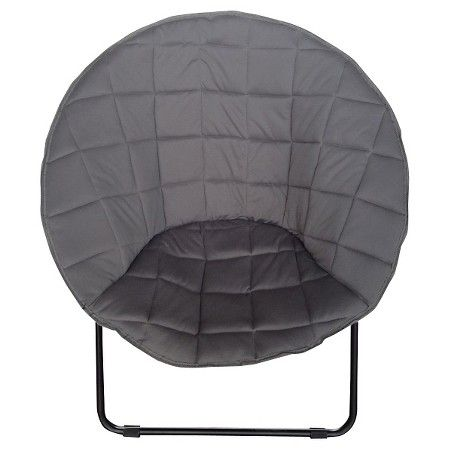 Quilted Dish Chair Room Essentials Target Blue