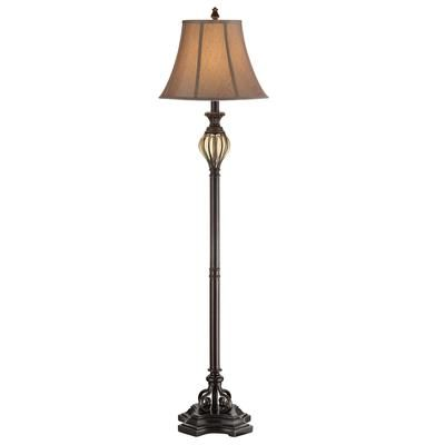 Hampton Bay Timeless Traditional Floor Lamp 14968 Home