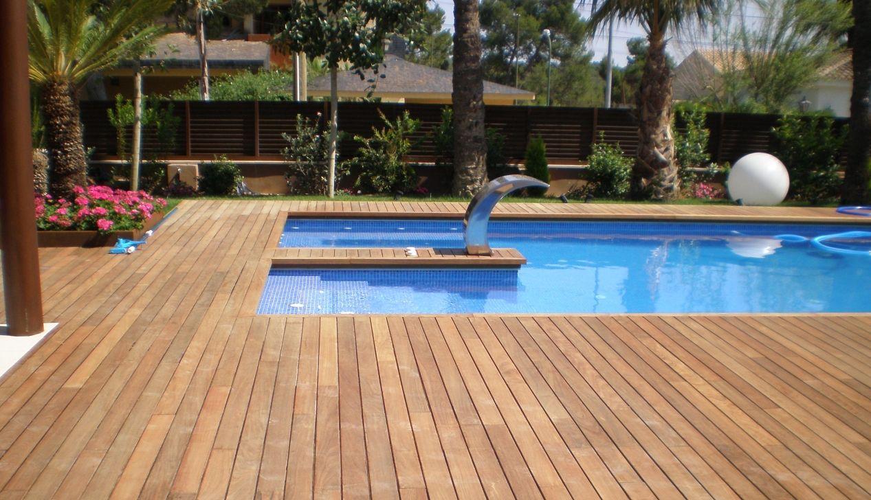 Suelos de madera para jardines y terrazas | Decoración | Pinterest ...