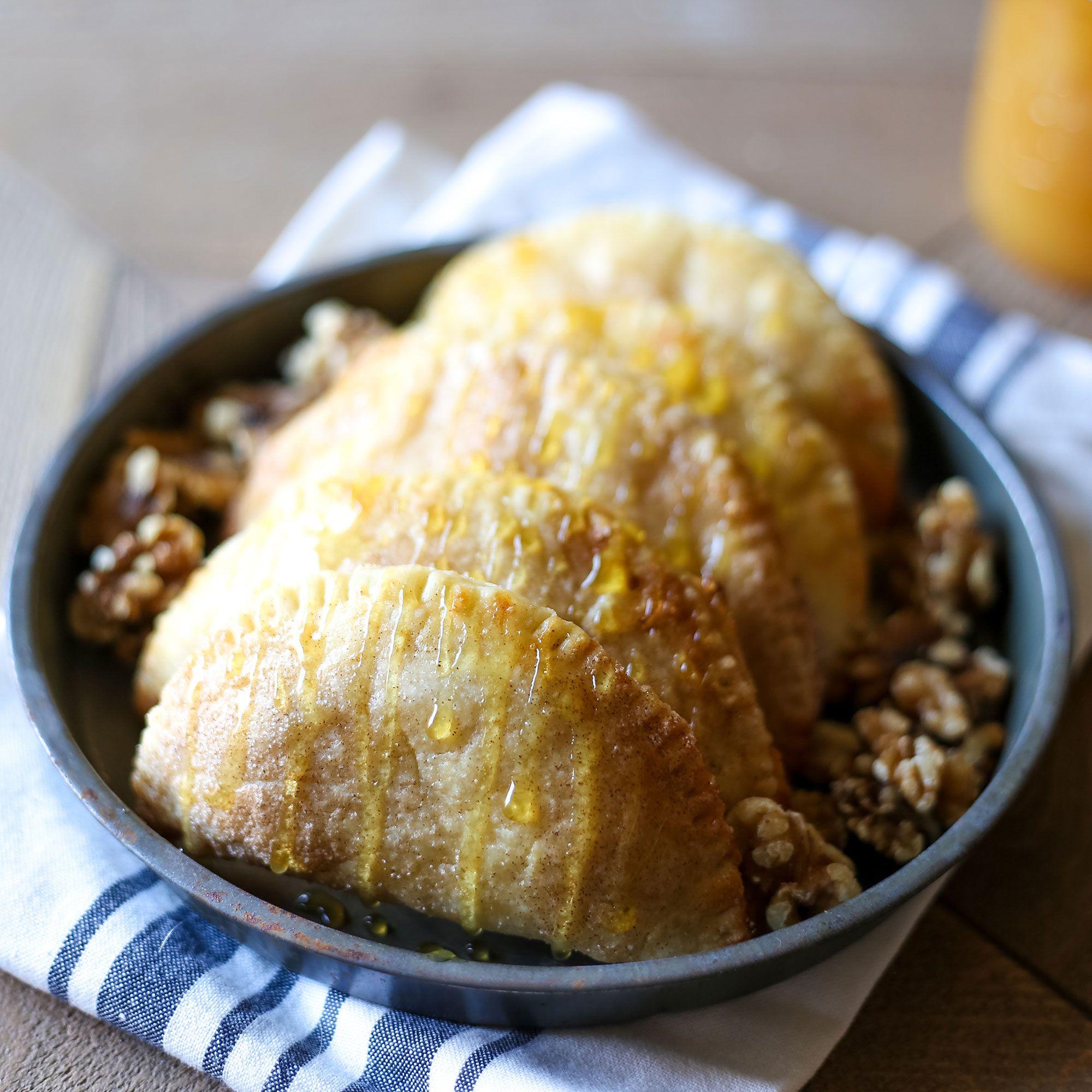Honey Walnut Empanadas Feature A Buttery Flaky Crust