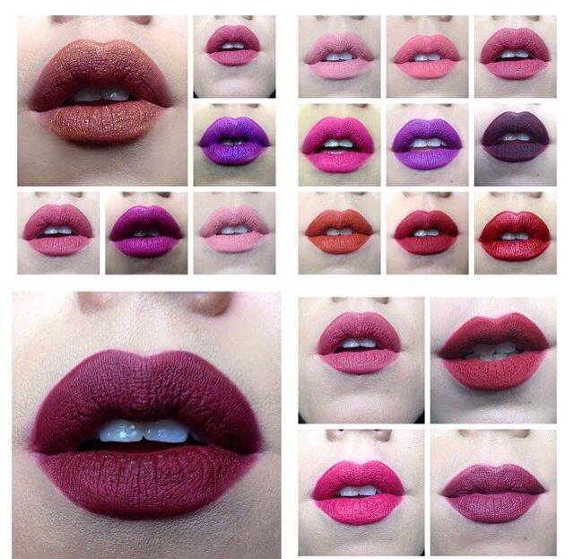 Kat von D just posted these new lipsticks from her line on Instagram ...