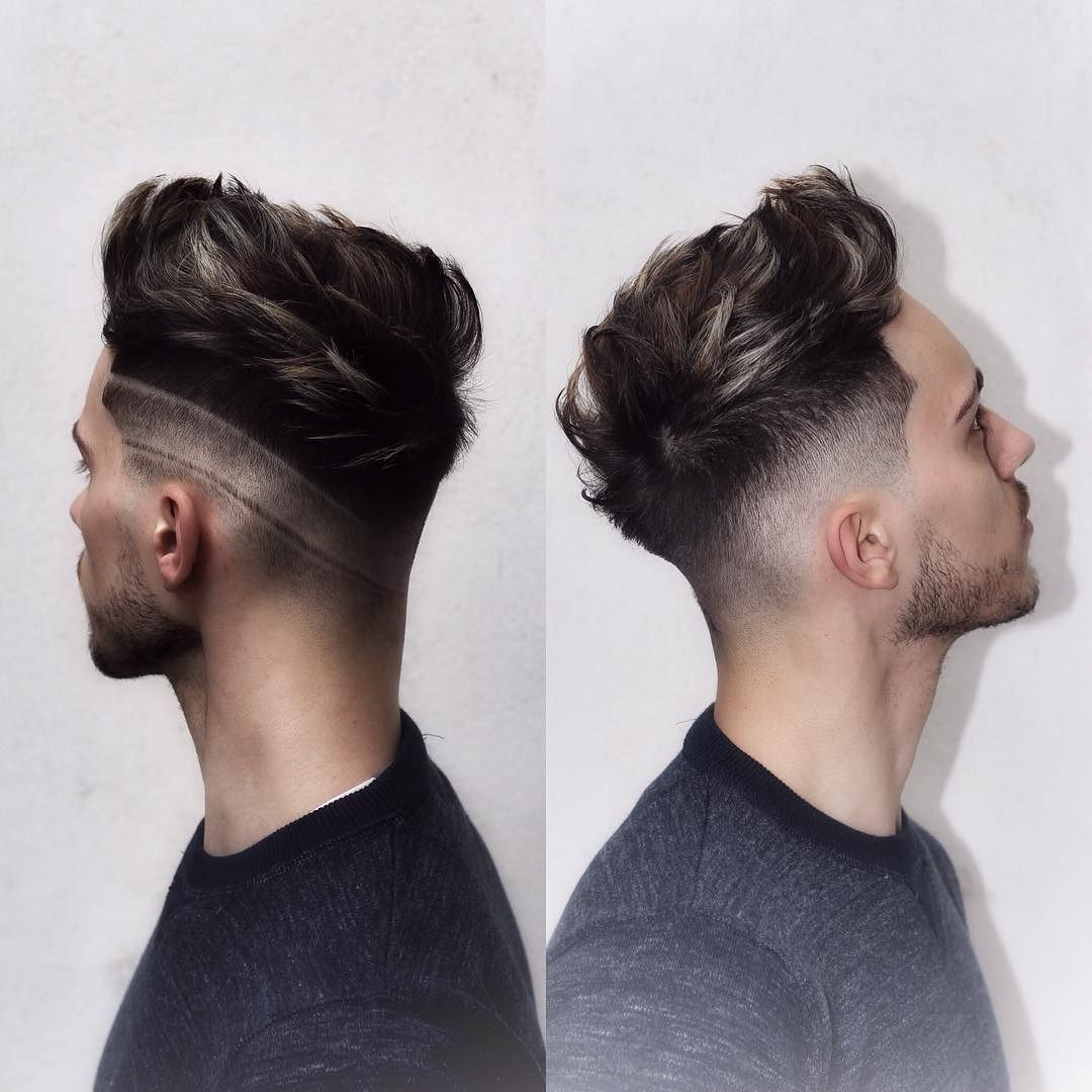 Sick Fade Hair Trends Hair Styles Haircuts For Men