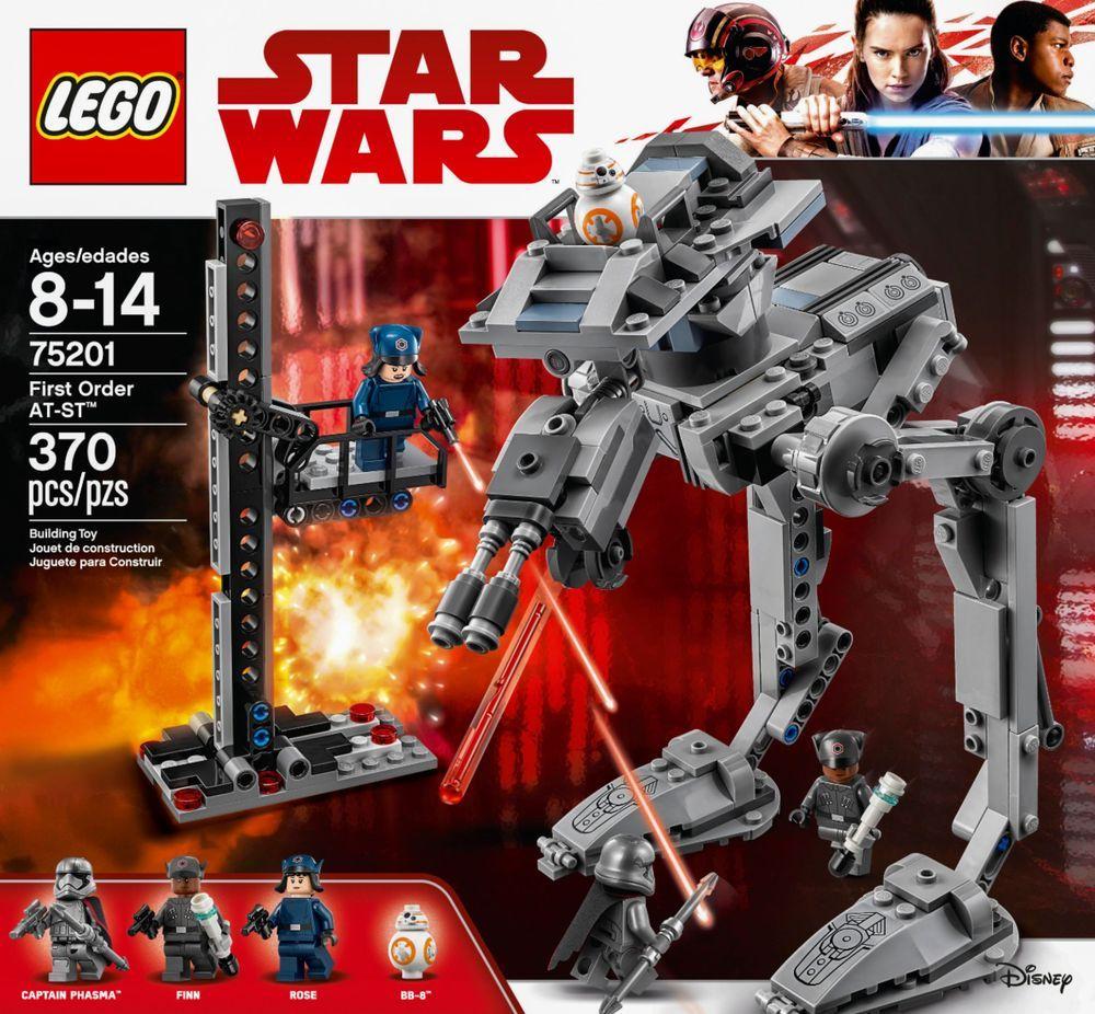 Lego Star Wars At St Walker