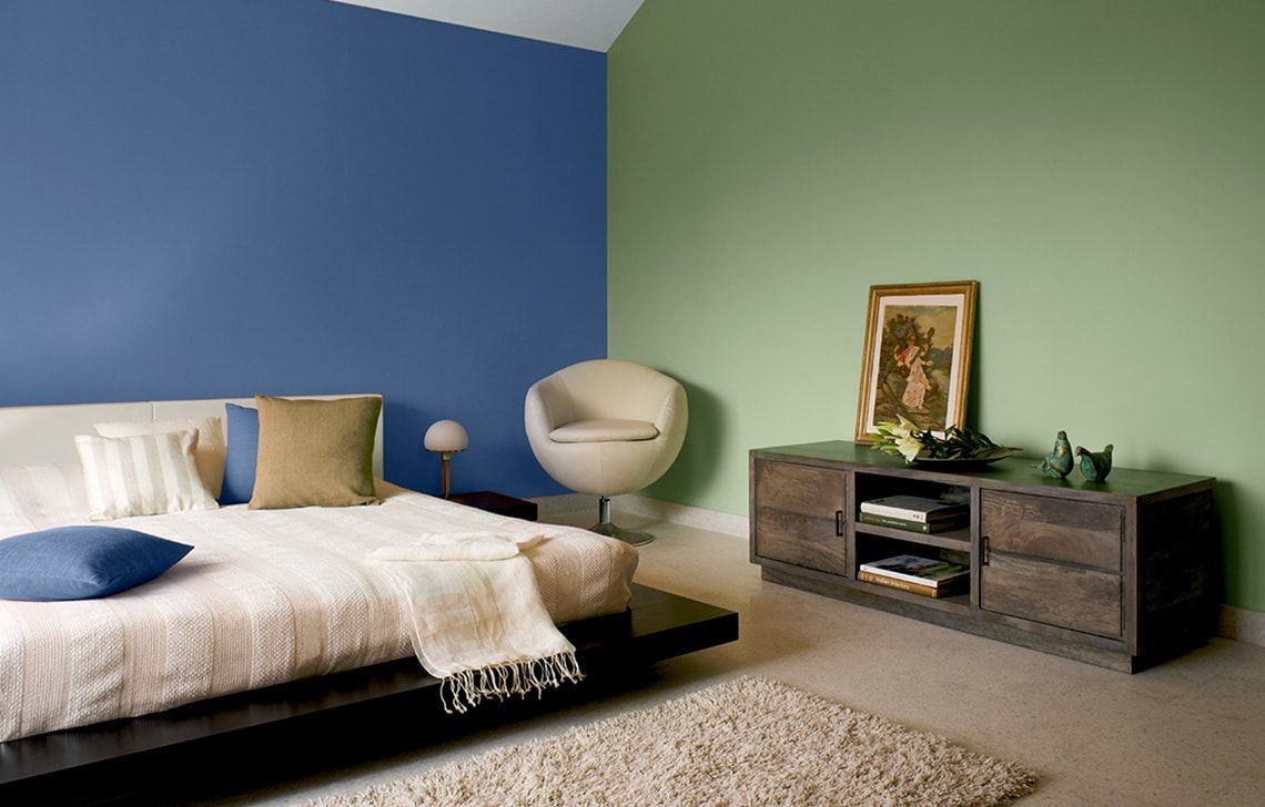 5 Asian Paints Colours for Bedrooms (And How to Decorate With