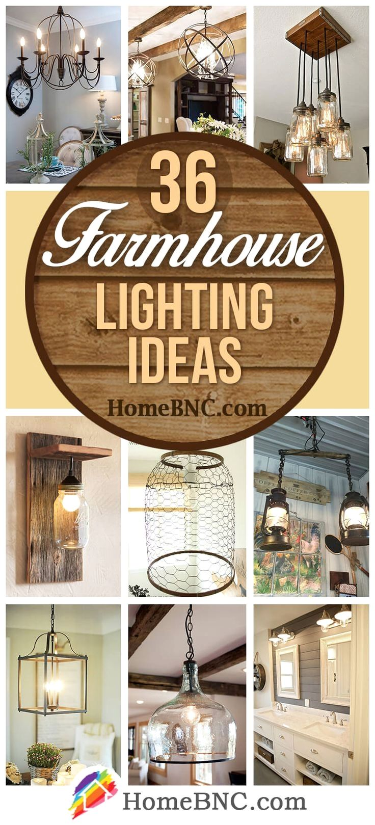 Https Homebnc Com Best Rustic Farmhouse Interior Design Ideas Farmhouseinterior: Farmhouse Lamps, Farmhouse Decor, Farmhouse Lighting