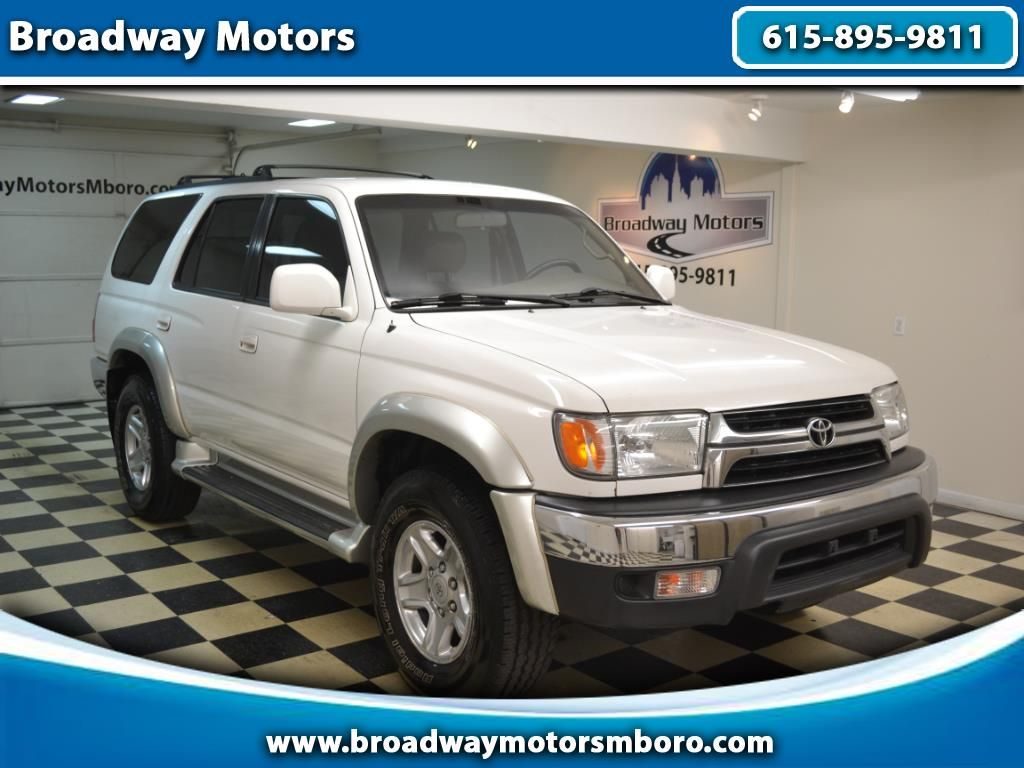 Used 2001 Toyota 4Runner 4dr SR5 3.4L Auto 4WD (Natl) for