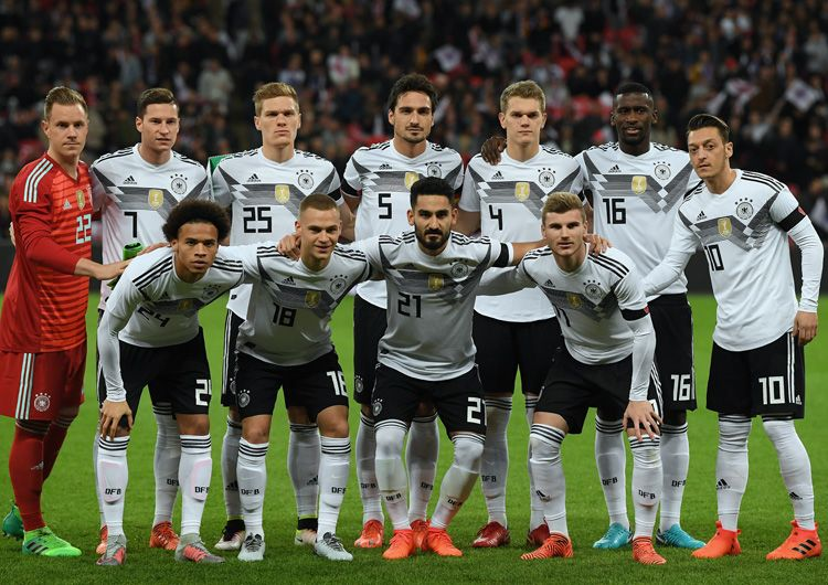 Our pro coaches analyse defending champions Germany, who