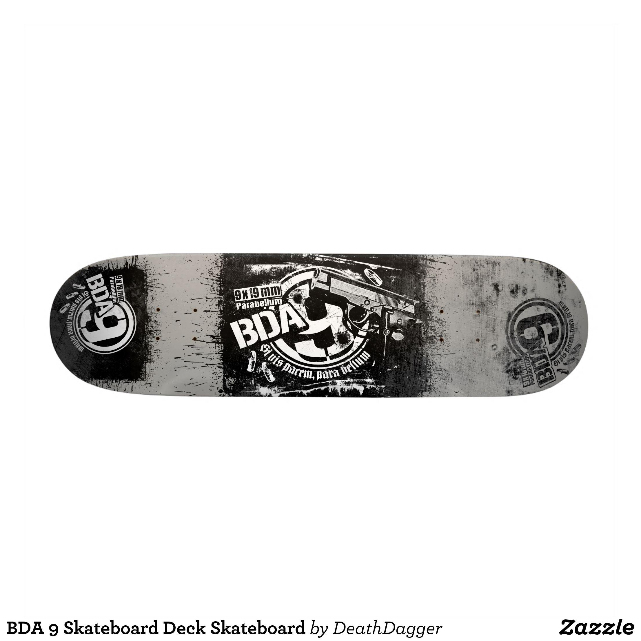 9 Skateboard Decks