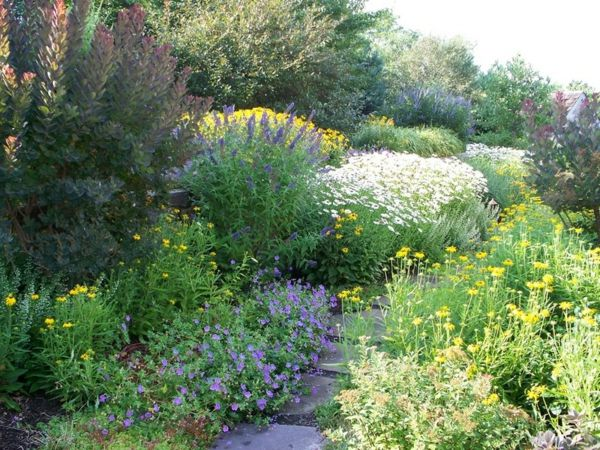 13 riskante und innovative Gartengestaltung
