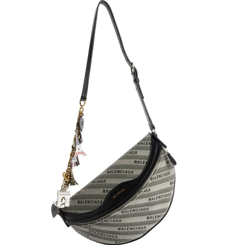 96d4cbb7d808 Balenciaga Extra Small Souvenir Logo Belt Bag.  shoppinglist  balenciaga   beltbag  vintage  vintagestyle  urbanstyle  logobag  logo  newarrivals   designer
