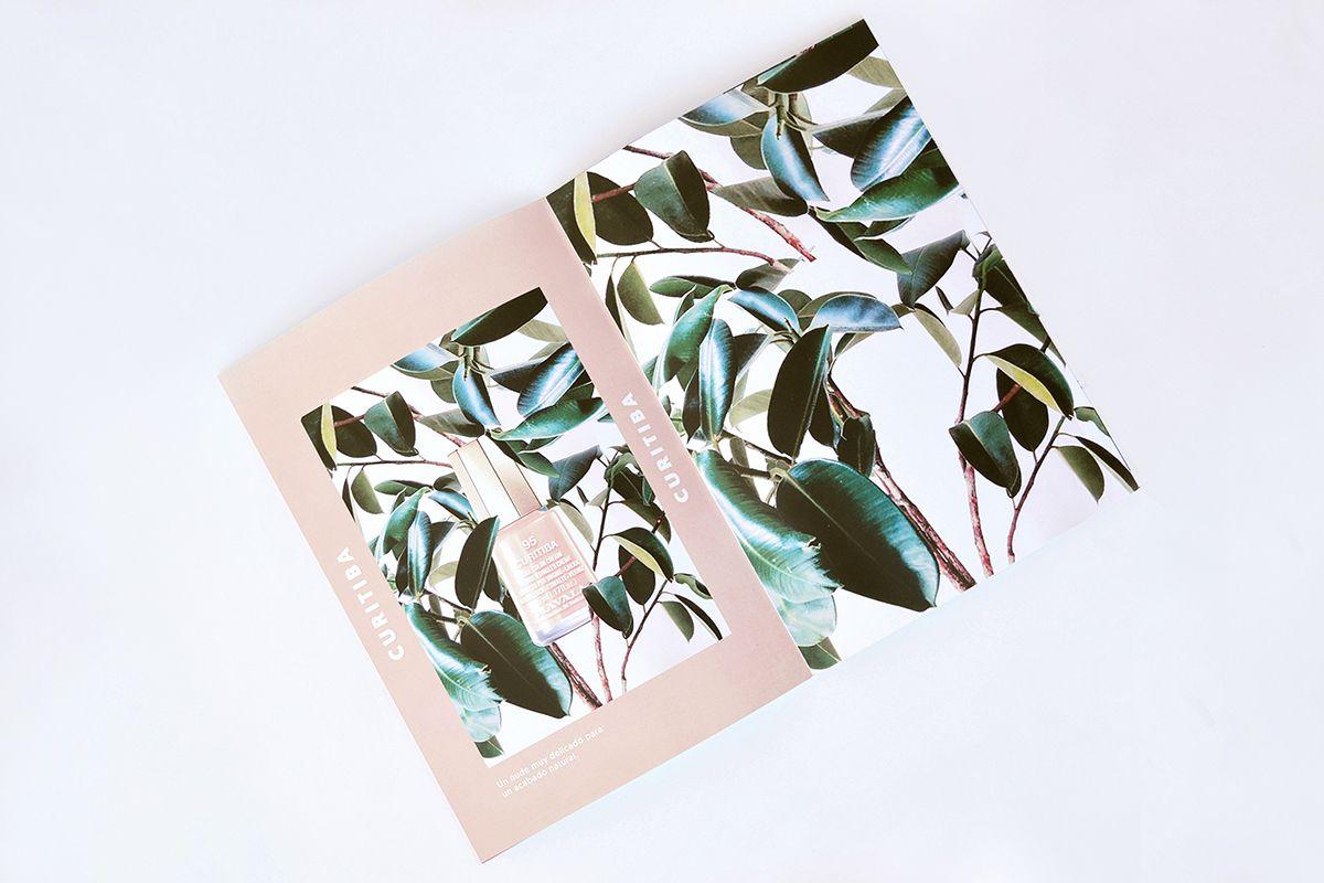 Botany Catalogue On Behance