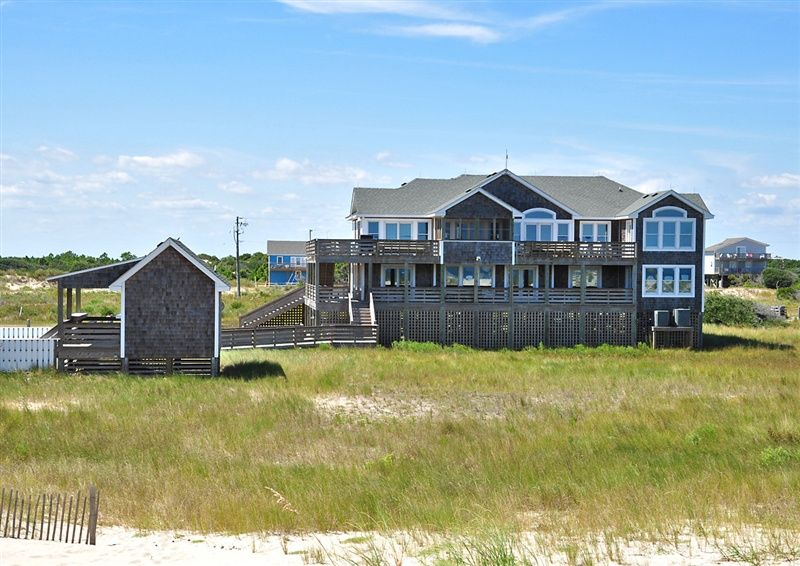 Twiddy Outer Banks Vacation Home Sweet Carolina 4x4 Oceanfront