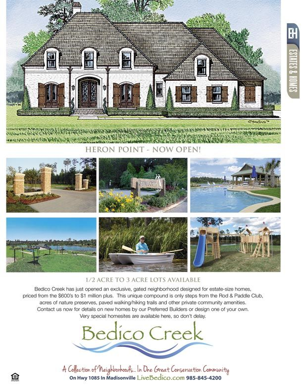 Bedico Creek is the agent for these great listings featured in our ...