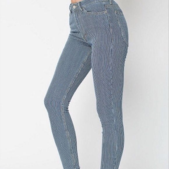 AA RARE jeans  10/10 Condition.                                                      COMMENT DOWN BELOW  American Apparel Jeans