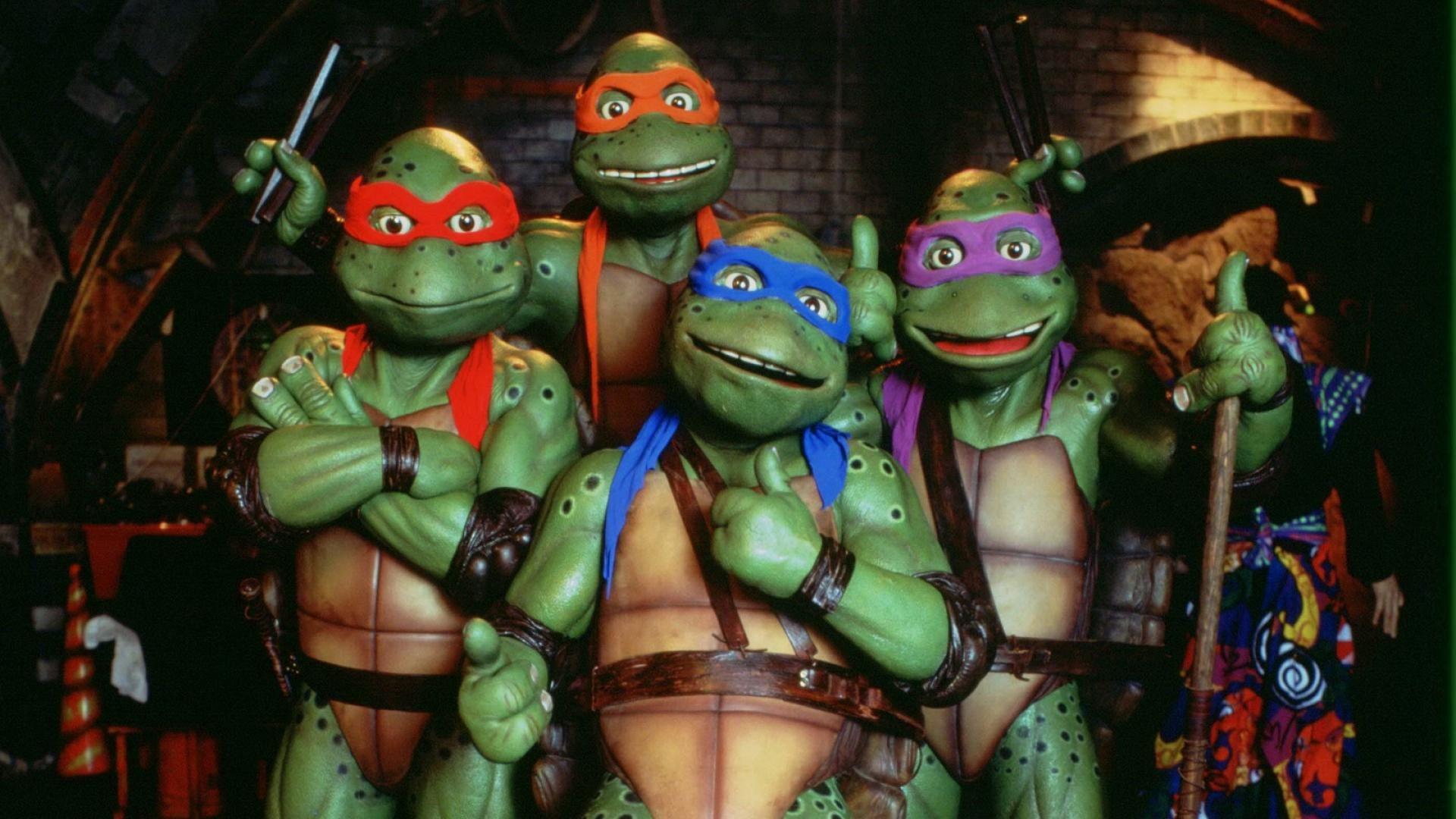 Teenage Mutant Ninja Turtles Wallpapers Group 1920x1080 Turtle 37