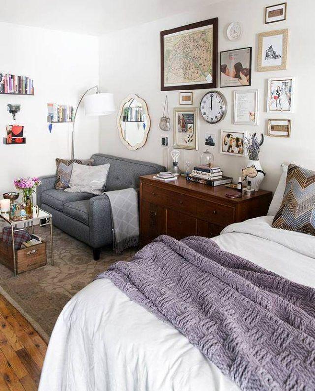 Instagram Photo By Astrid Jun 11 2016 At 10 45pm Utc Small Apartment Decorating Small Studio Apartment Decorating First Apartment Decorating