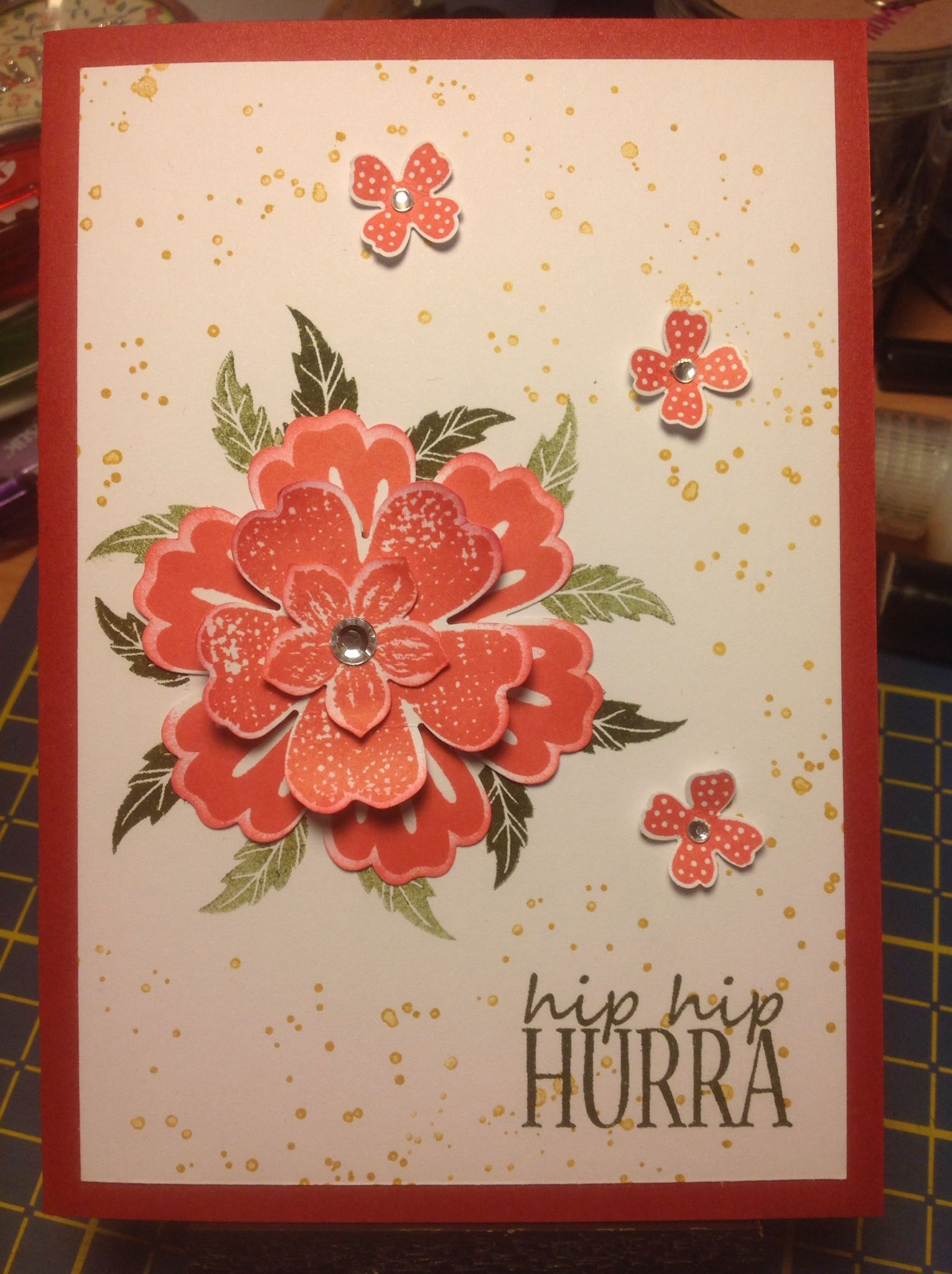 Blomster kort