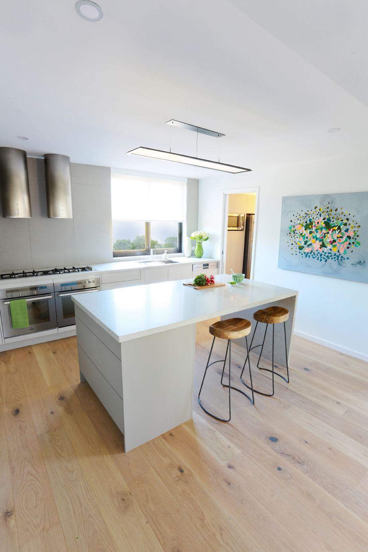 The Block Kitchen Reveals Last Night Kitchen