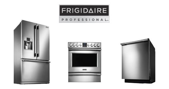 Crank Up Your Kitchen with Frigidaire