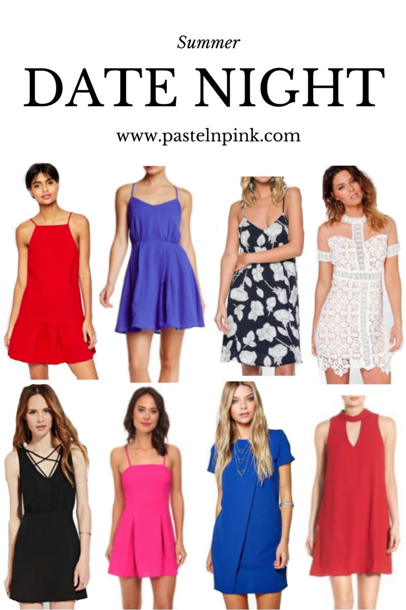 Summer date night dresses