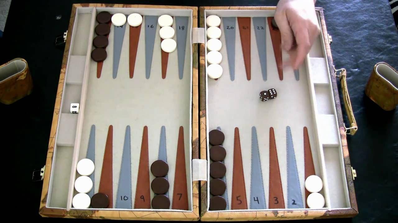 Beginner Backgammon Tutorial 5 Making Points YouTube