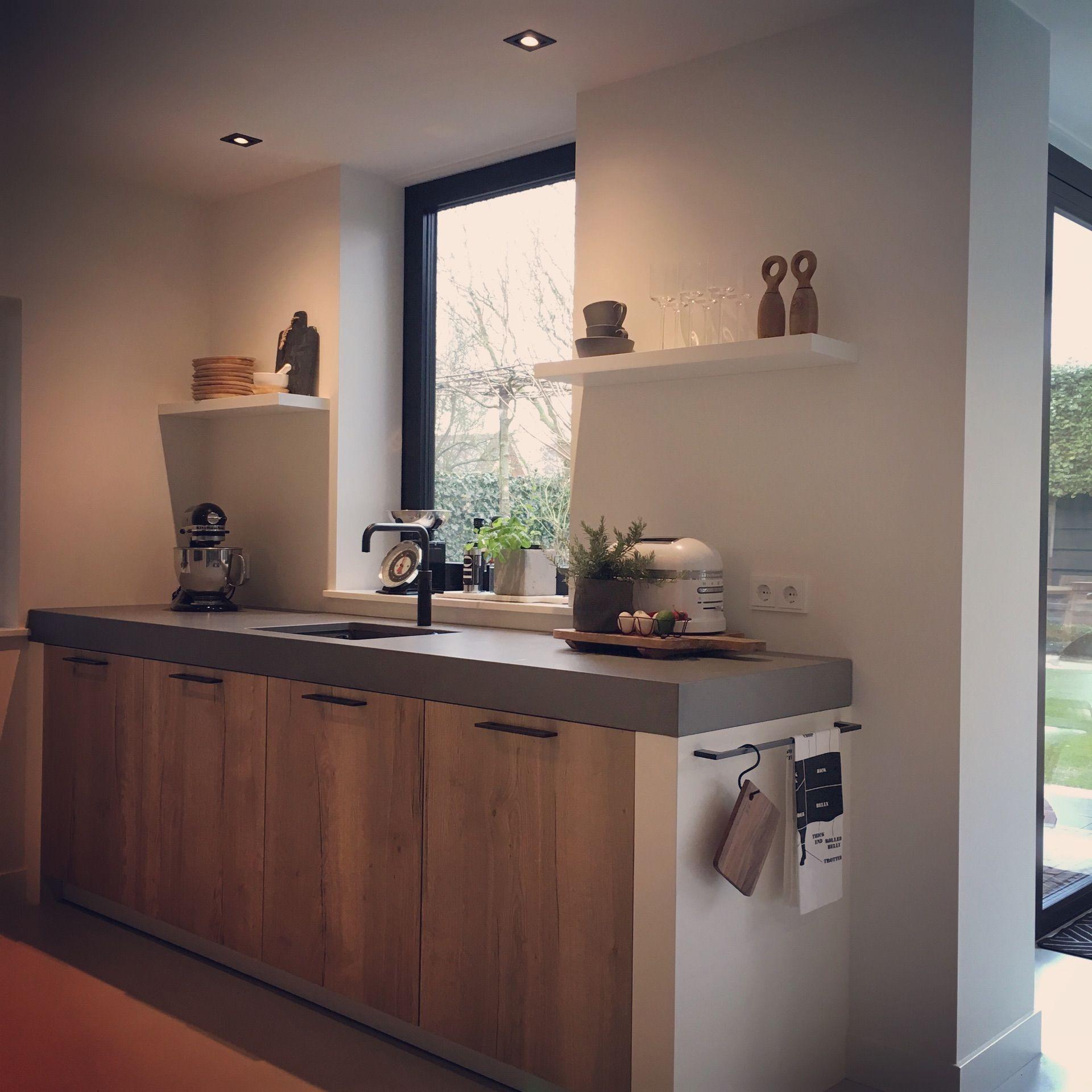 Interieur I Binnenkijken I Moderne Bungalow In Ermelo: Keuken - Binnenkijken Bij Wonenbydjo