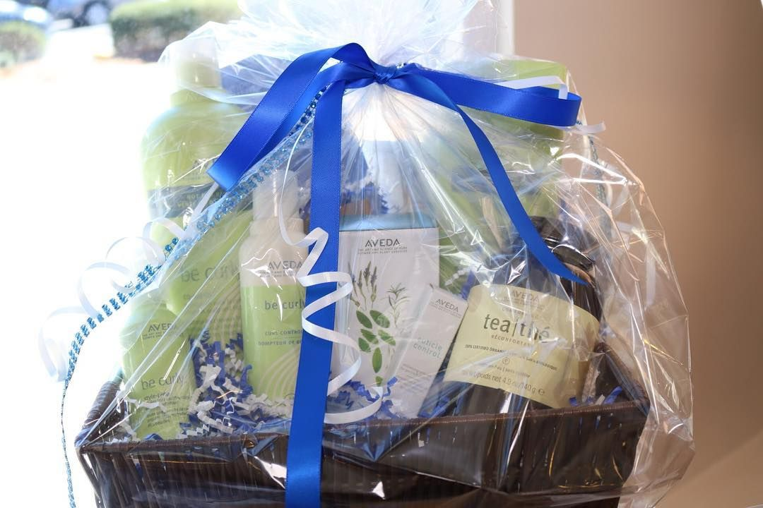 """@craigstewartsalon on Instagram: """"We are starting #AvedaEarthMonth early w/ 3 deluxe gift baskets! Stop by to get your raffle tickets!"""""""