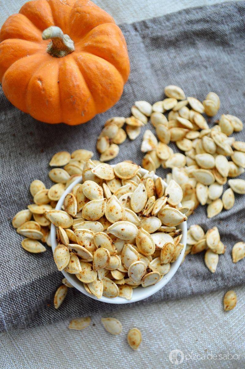 Te enseño cómo preparar y tostar las semillas de calabaza para poder disfrutar de un snack delicioso y saludable. Con muchas variaciones de sabor.