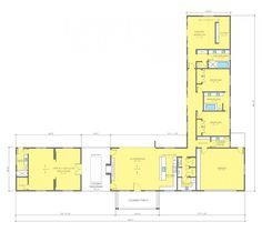 All About Home Design Floor Plans L Shaped Ranch L Shaped Floor Plans L Shaped House Plans Ranch House Plans House Plans