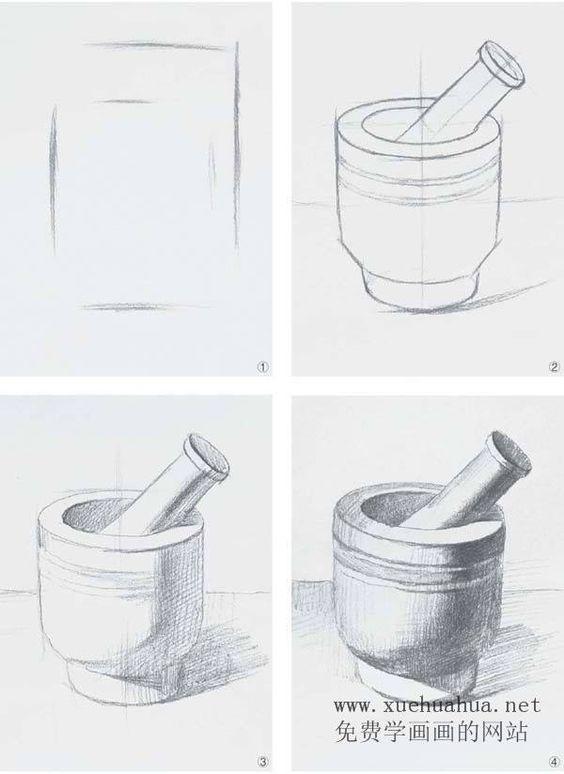 Pin De Javan Wang En Practice Work Técnicas De Sombreado Luz Y Sombra Dibujo Dibujos Abstractos A Lapiz