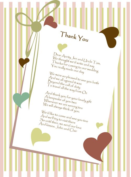Thank You For Your Giftg Word Smith Pinterest Writing Services