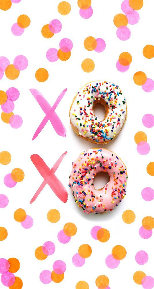 Xoxo For Iphone 5 Valentines Wallpaper Dunkin Dunkin Donuts