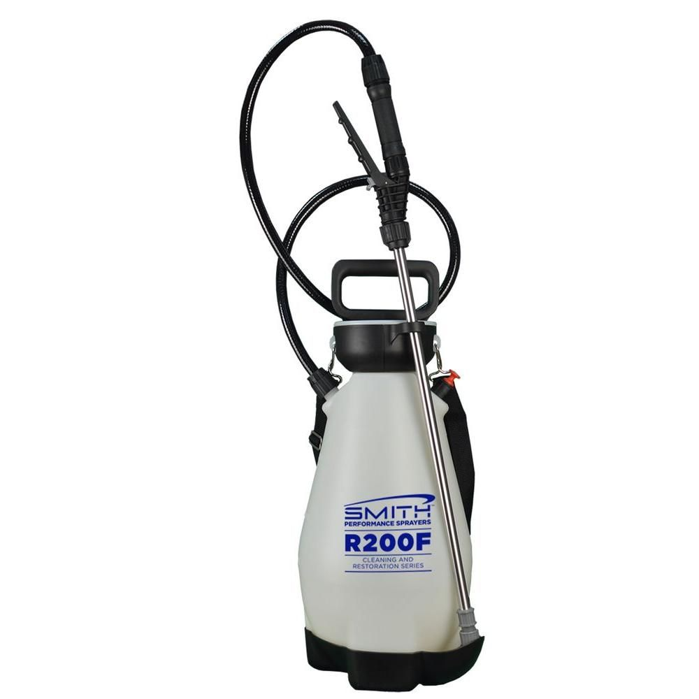 Smith Performance Sprayers 2 Gal Cleaning And Restoration Foaming Compression Sprayer 190456 Lawn Care Designer Pumps Pumps