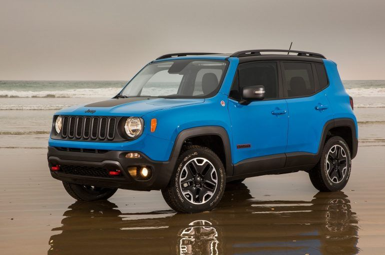 Blue 2017 Jeep Renegade Wallpapers Jeep Renegade Jeep Renegade