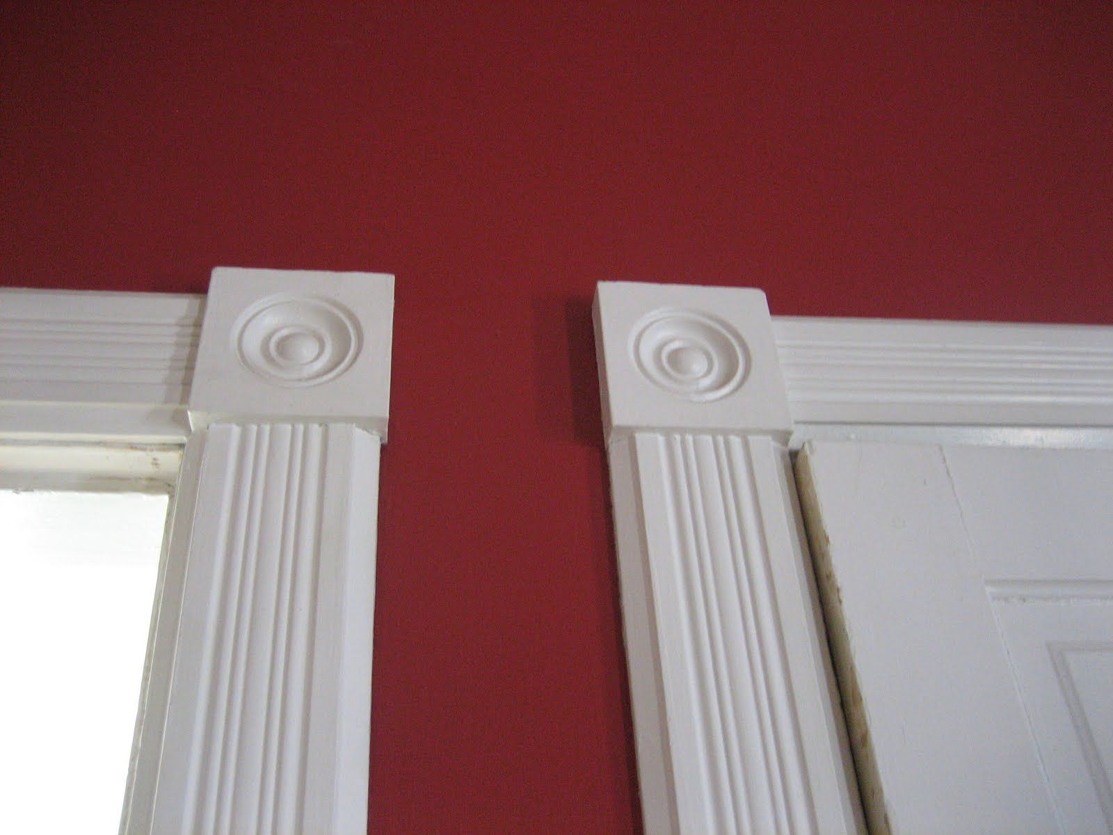 Molding amp trim find baseboard and crown molding designs online - Modern Life In An Antique Farmhouse Selecting Door And Window Casings