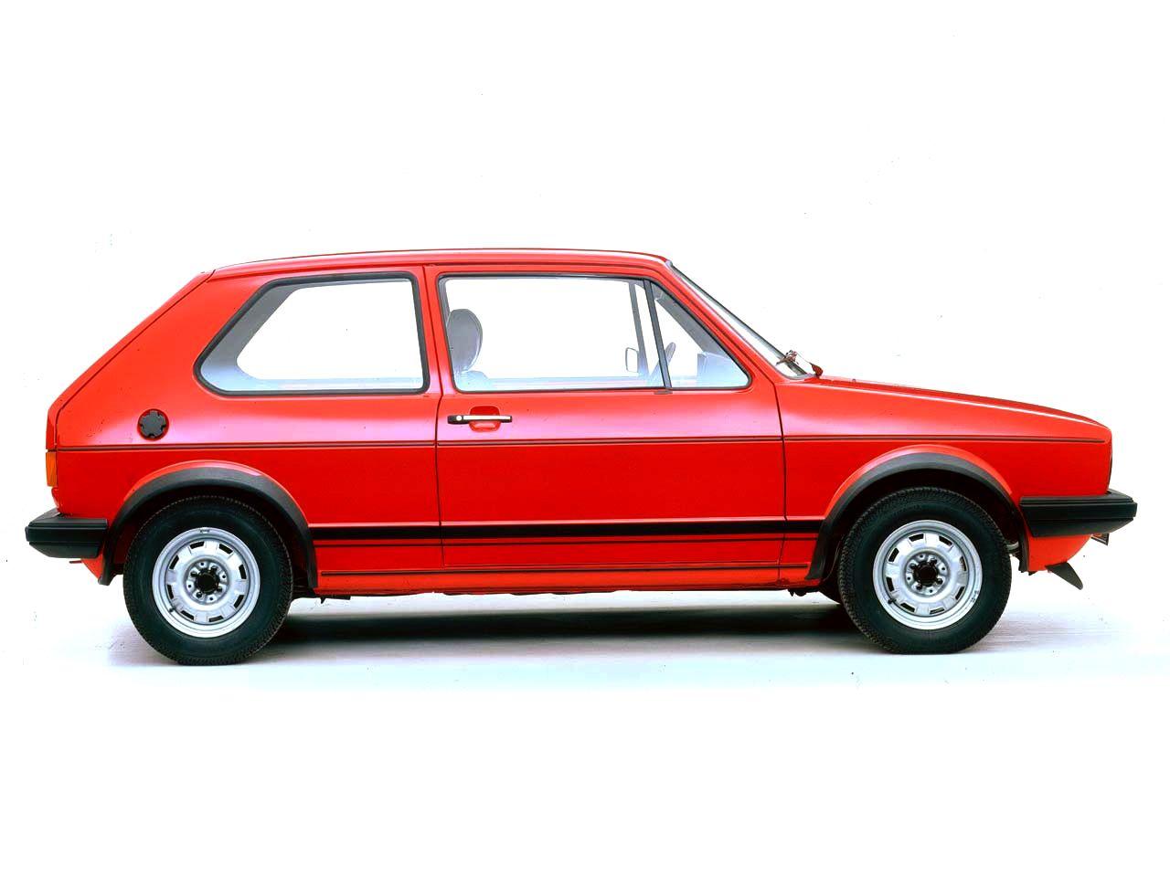1976–83 Volkswagen Golf GTI 3-door (Typ 17)