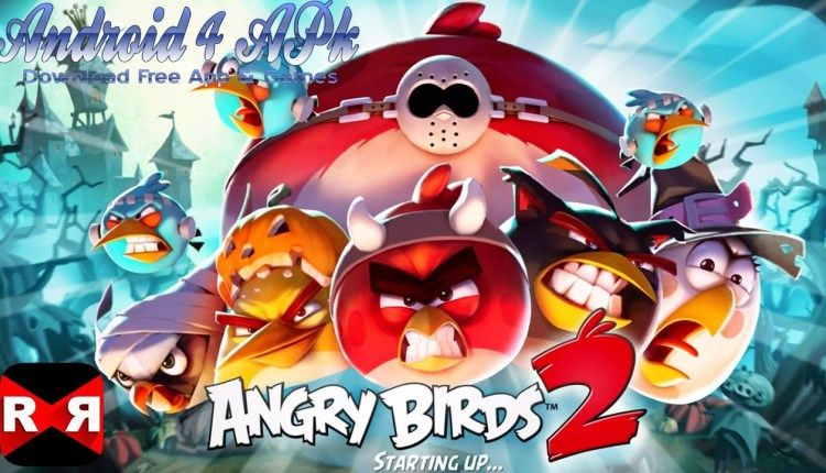 Angry Birds 2 2 24 1 Mod Apk Obb For Android With Images